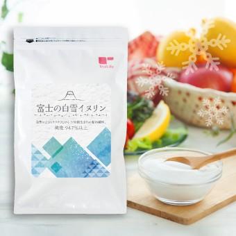 富士の白雪イヌリン 380g【イヌリン/食物繊維/水...