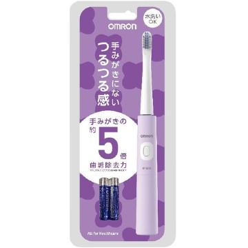 【お取り寄せ】 オムロン 音波式電動歯ブラシ HT...