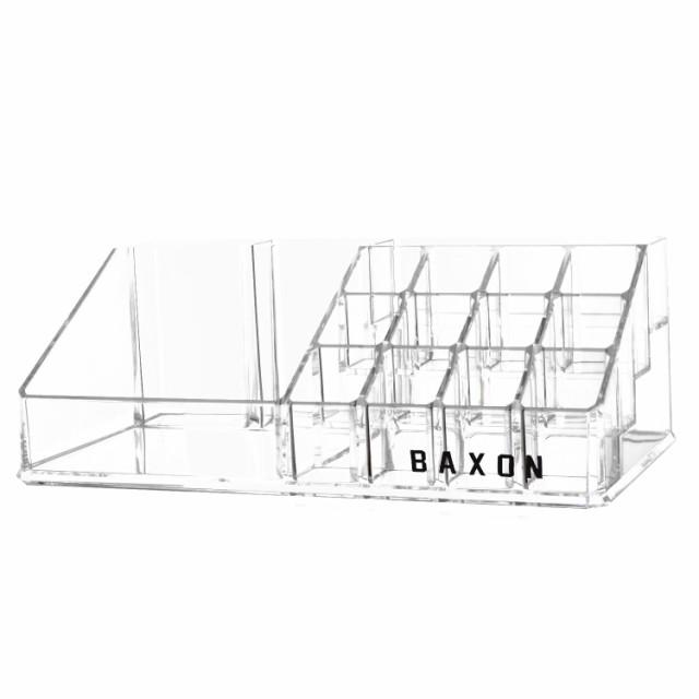 【送料無料】BAXON 収納スタンド コスメ 化粧品 ...