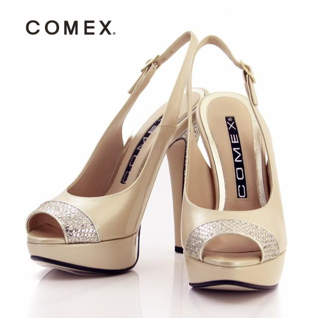 SF1711-001/【送料無料】COMEX PUMPS パンプス ヒ...