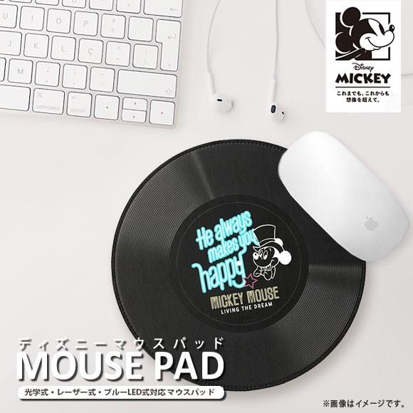 マウスパッド キャラクター PG-DMP354BK【3543】...