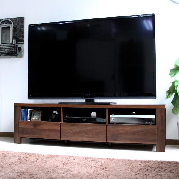 テレビ台 60インチ液晶TV対応 TV台 150cm幅 ROMEO...