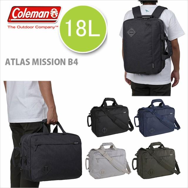 コールマン Coleman 3WAY ビジネスバッグ ミッシ...