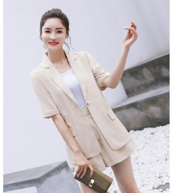 韓国スタイル 新品 レディーススーツ フォーマル ...