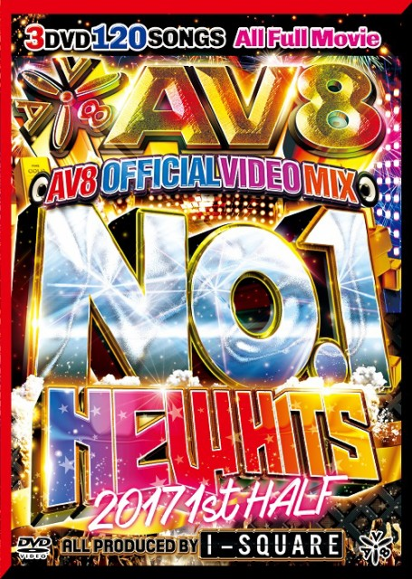 I-SQUARE / NO.1 NEW HITS 2017 1ST HALF -AV8 OF...
