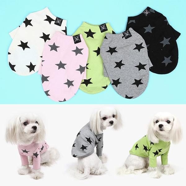 犬用 PAスターロングスリーブTシャツ 七分丈:2XL...
