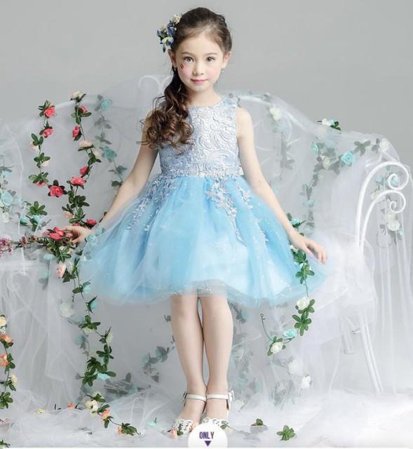 120/130/140/150/160子供ドレス フォーマル ドレ...