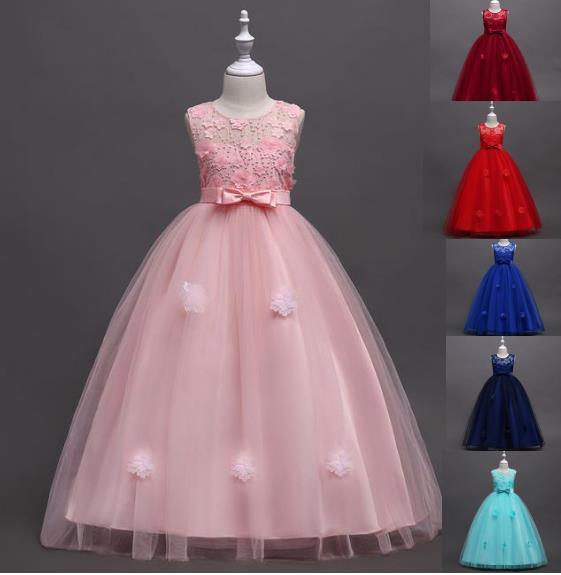 120-170cm子供ドレス フォーマル ドレス 演出 お...