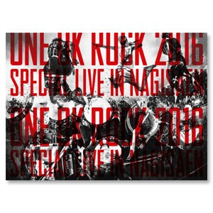 【送料無料】 ONE OK ROCK / LIVE Blu-ray 「ONE...