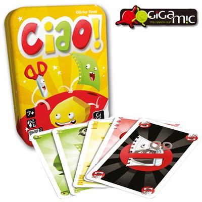 ギガミック チャオ カードゲーム 脳トレ
