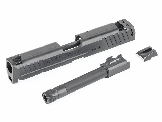 X-Craft Hk VP9 Tactical スライド/アウターバレ...