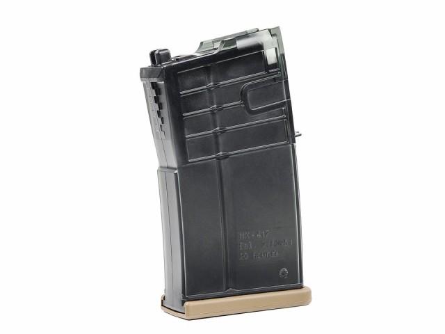 VFC HK417/G28 GBBR スペアマガジン (20連) TAN