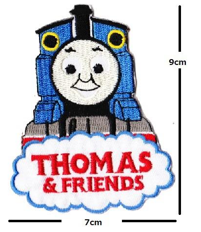 輸入ワッペン THOMAS&FRIENDS