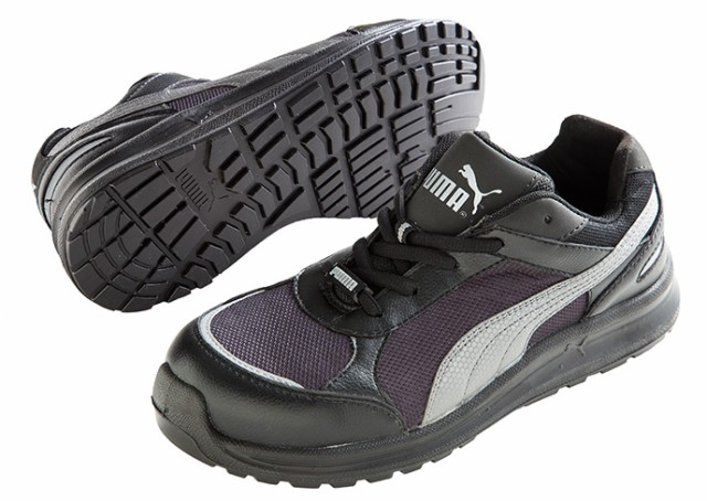 PUMA[プーマ]安全靴【Sprint Black Low】(プー...
