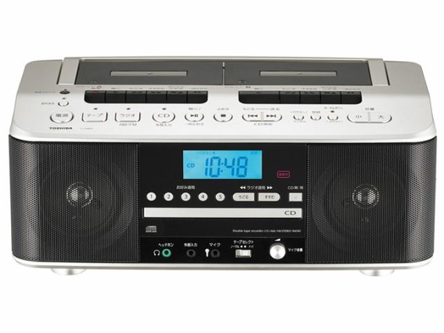 東芝 CDラジオカセットレコーダー TY-CDW99-N (...