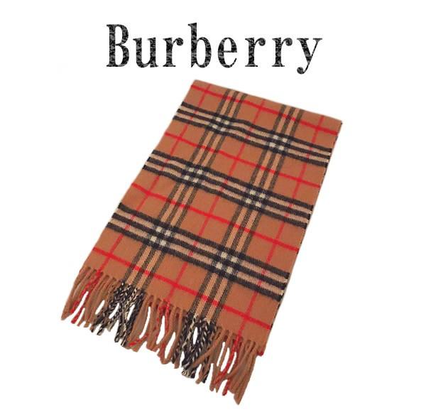 超美品 BURBERRY バーバリー ロンドン チェック...