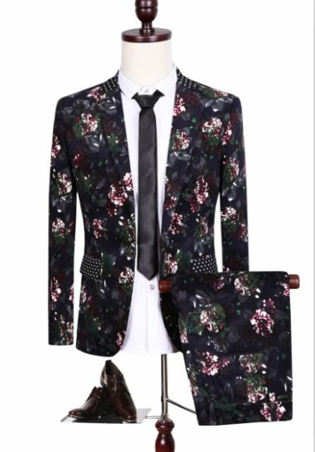 スーツ 2点セット フォーマル スーツ 結婚式 メン...