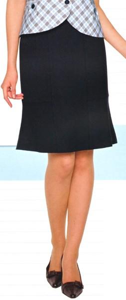 A4046-3 スカート 全1色 (福本服装 ERGON ...
