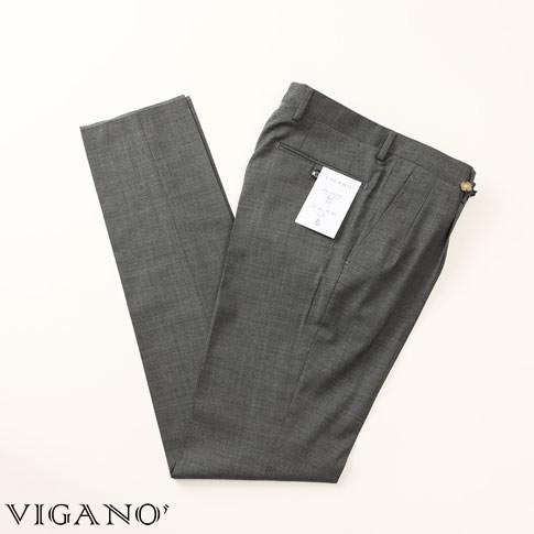 VIGANO ヴィガーノ ウールパンツ グレー vig99-57...