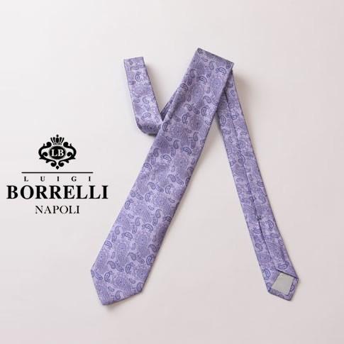 LUIGI BORRELLI ルイジ ボレッリ ネクタイ ペイズ...