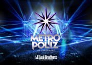"◆初回盤[取]★三代目 J Soul Brothers from EXILE TRIBE 2DVD【LIVE TOUR 2016-2017 ""METROPOLIZ""】17/12/13発売"