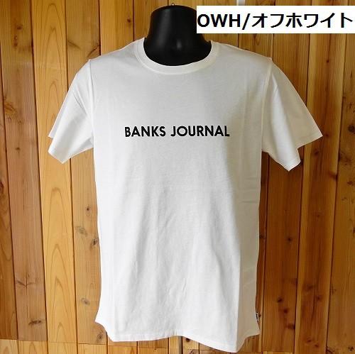 バンクス BANKS ラベル Tシャツ 半袖Tシャツ LAB...