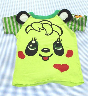 グラグラ GRAND GROUND Tシャツ 半袖 100cm 緑系...