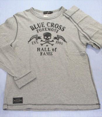 ブルークロス BLUE CROSS 長袖Tシャツ ロンt 160c...