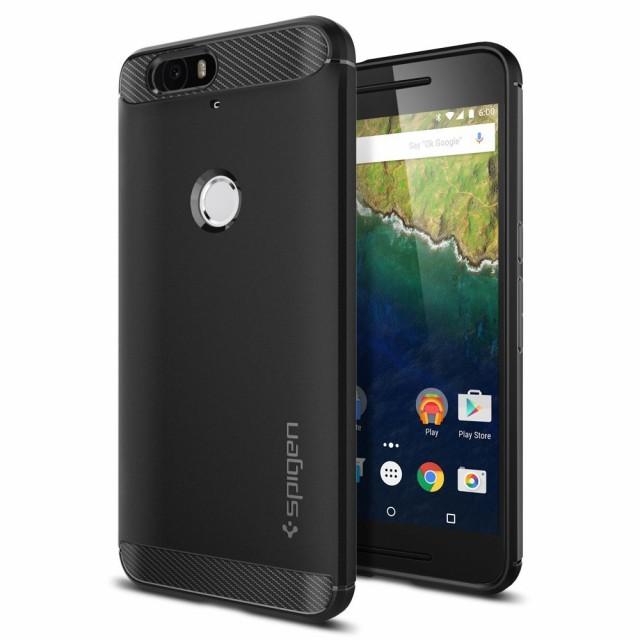 ★【Spigen】 Nexus 6P ケース, [ TPU ケース ] [...