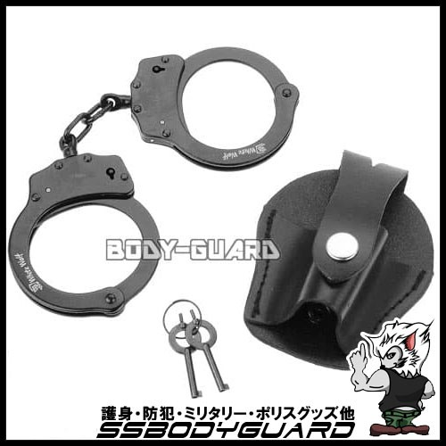 【手錠用】オープンケース ダブルロックカフ 手...