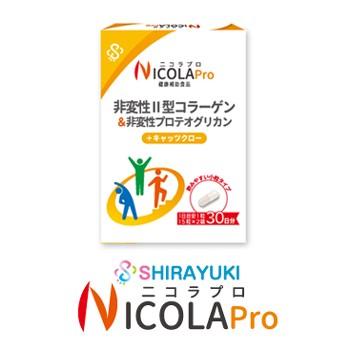 送料無料 【NICORA Pro(ニコラプロ) たっぷり30日...