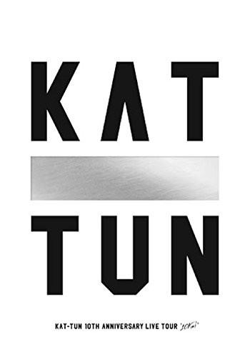 1801 新品送料無料 KAT-TUN 10TH ANNIVERSARY LIV...