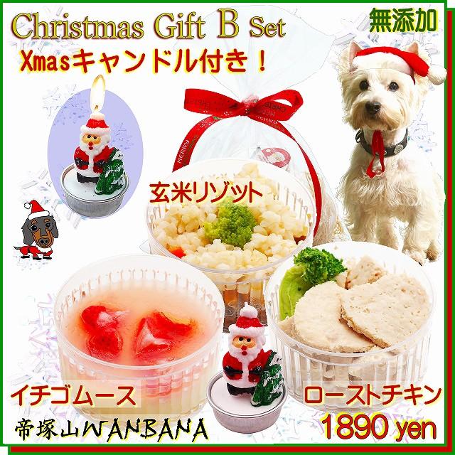 犬 クリスマス Xmas ディナー セット B 無添加 人...