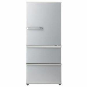 AQUA 3ドア冷蔵庫(272L・右開き) AQR-27G-S ミス...