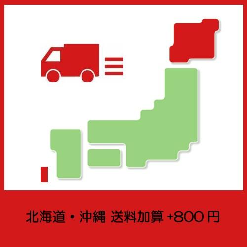 送料追加【北海道・沖縄】+800