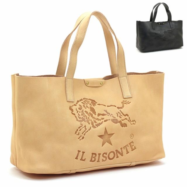 イルビゾンテ IL BISONTE トートバッグ A2666 P