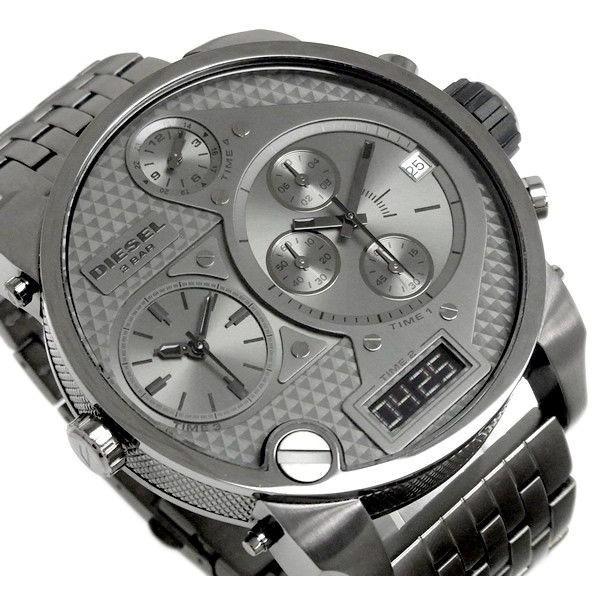 クロノグラフ ディーゼル DIESEL 腕時計 メンズ ...