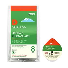 UCC 【DRIP POD ドリップポッド専用 モカ&キリマ...