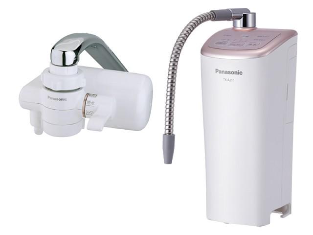 Panasonic パナソニック【アルカリイオン整水器】 TK-AJ11-PN(ピンクゴールド調) [TKAJ11PN]
