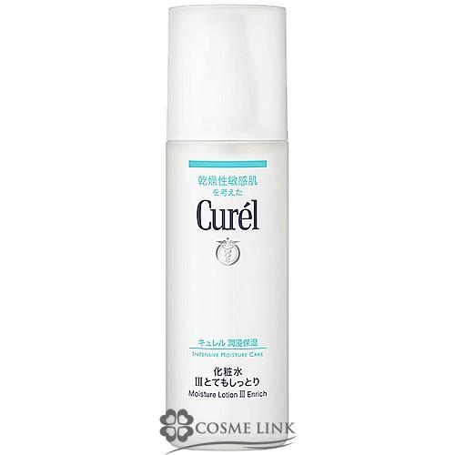 キュレル CUREL 化粧水 III とてもしっとり 150ml...