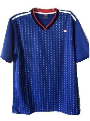 大人用 A044 19 日本代表 青 ゲームシャツ パンツ...