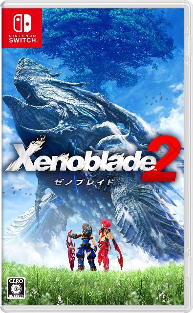 *新品*【Switch】Xenoblade2(ゼノブレイド2)