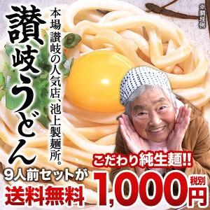 【送料無料】池上製麺所 るみばあちゃんの純生讃...