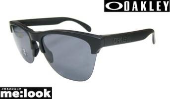 OAKLEY オークリー サングラス Frogskins Lite フロッグスキンライト 009374-0163 マットブラック/グレイ