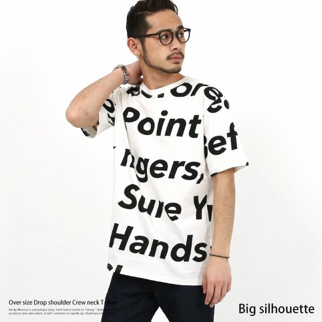 Tシャツ メンズ 半袖 ビックシルエット ビックT ...