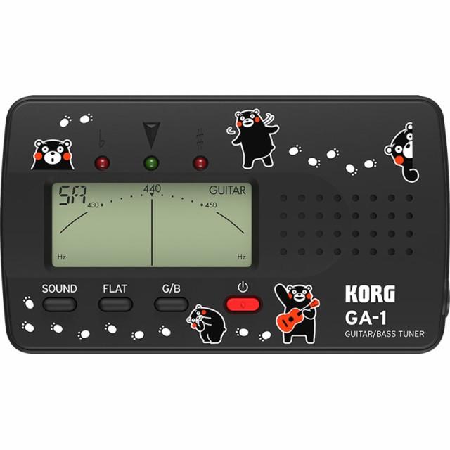 KORG GA-1-KM くまモンバージョン ギター・ベース...