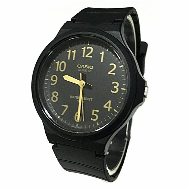 腕時計 カシオクオーツ 5気圧防水 MW-240-7BVDF ...