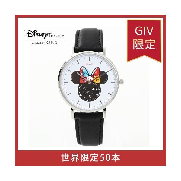 GIV限定 ディズニー 腕時計 ミニー 腕時計 限定本...