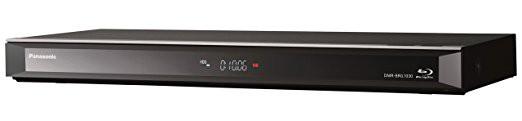 パナソニック 1TB 6チューナー ブルーレイレコーダー 4K対応 DIGA DMR-BRG1030