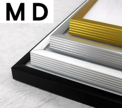 ポスターフレーム MDサイズ(91.5×30.5cm):ゴ...